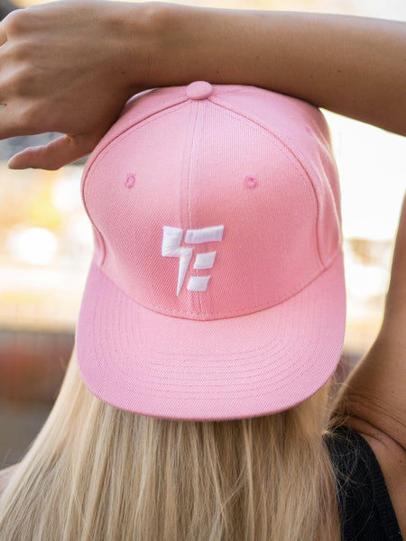 615e41d500040 Electro E Pink Snapback (RTS) Hat Electro Threads