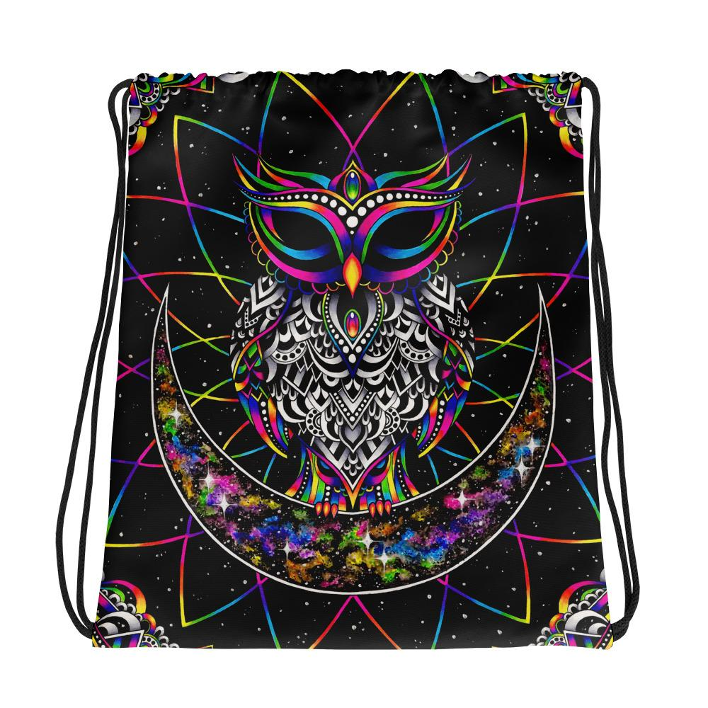 Electro Owl Shoulder Bag Shoulder Bag Electro Threads
