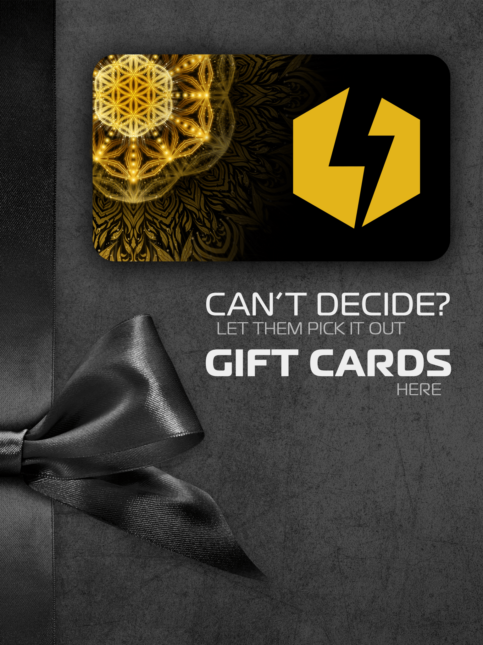 Electro Threads Gift Card Gift Card Electro Threads