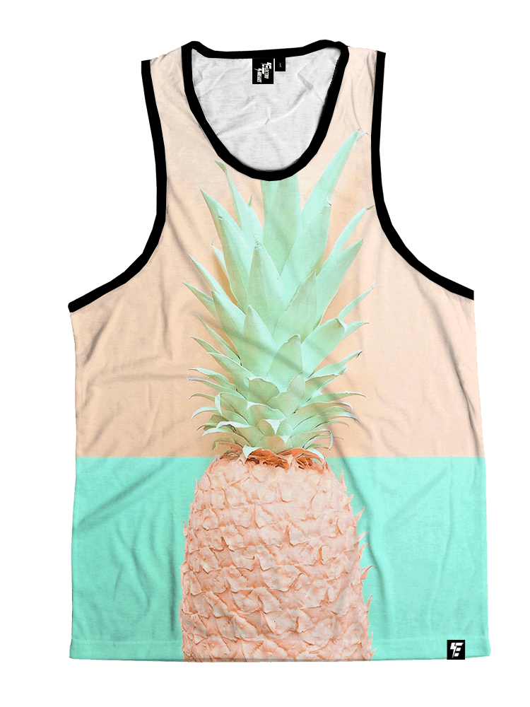 FineApple Unisex Tank Top Tank Tops T6 X-Small Pastel
