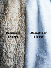 Fire and Ice Hooded Blanket Hooded Blanket Electro Threads