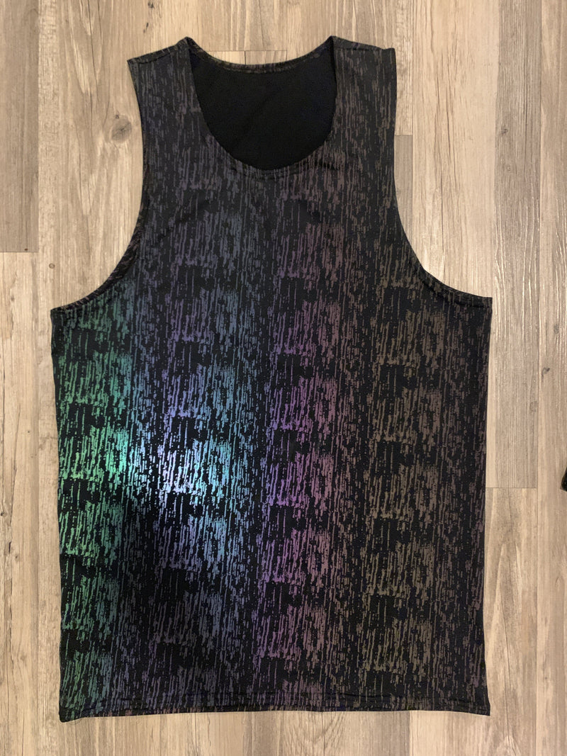 Flash On Unisex Tank Tank Tops Electro Threads