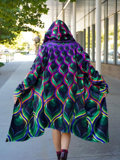 Flow Dream Cloak Dream Cloak Electro Threads