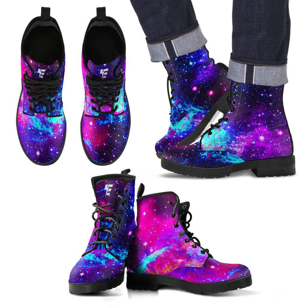 Galaxy 2.0 Men's Leather Boots Leather Boots Electro Threads