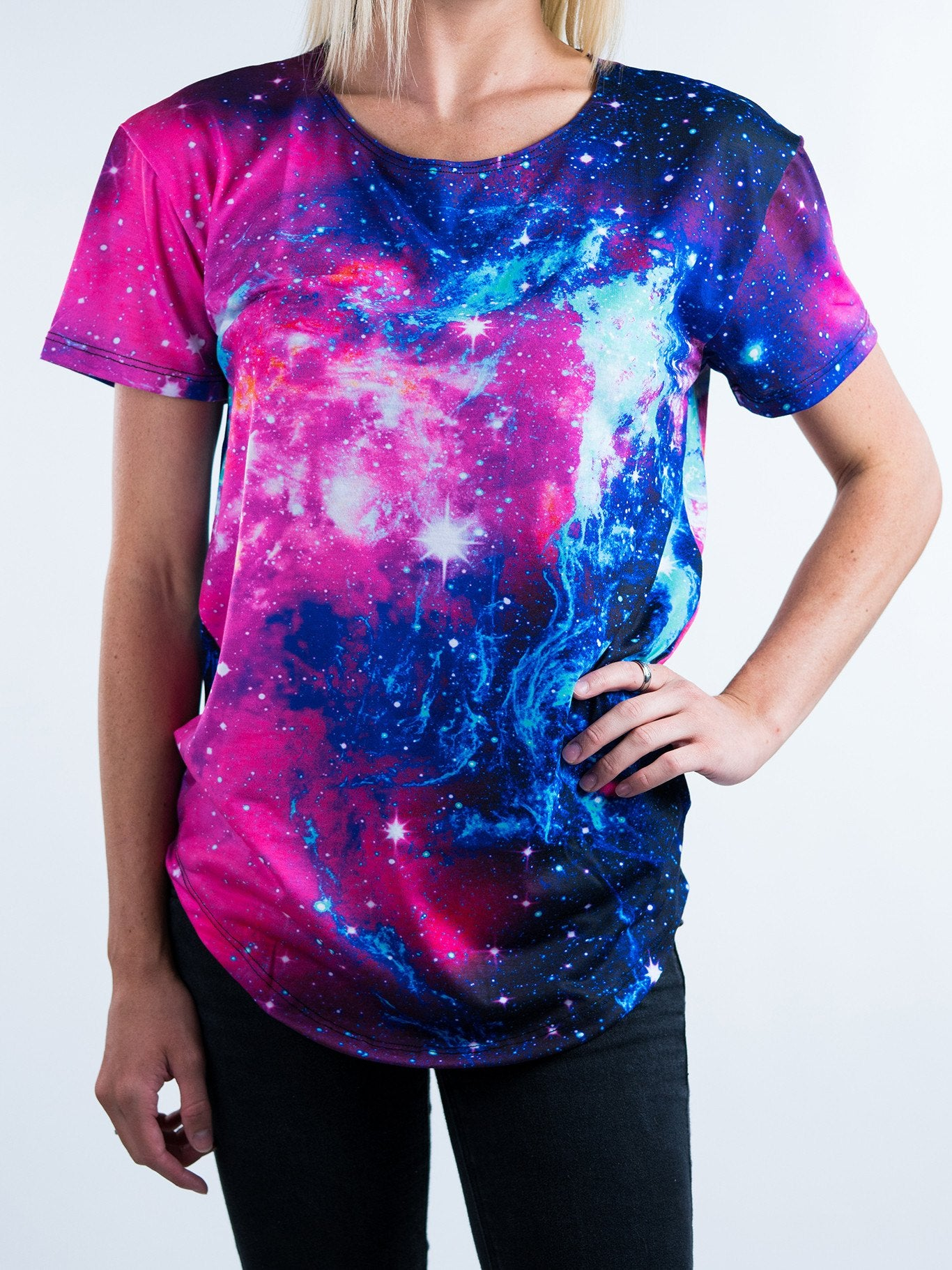Galaxy 2.0 Scoop Tee T-Shirts T6