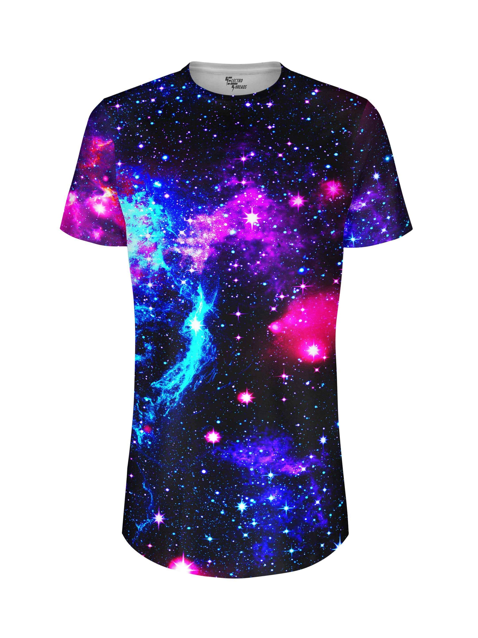 Galaxy 2.0 Tall Tee Mens Tall Tee T6