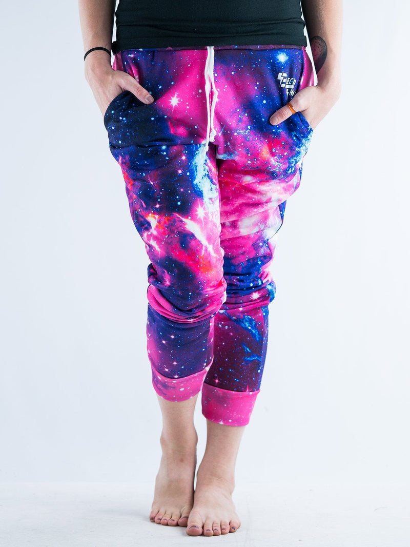 Galaxy 2.0 Unisex Joggers Jogger Pant T6 S Pink Regular
