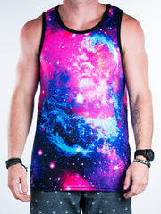 Galaxy 2.0 Unisex Tank Top Tank Tops T6