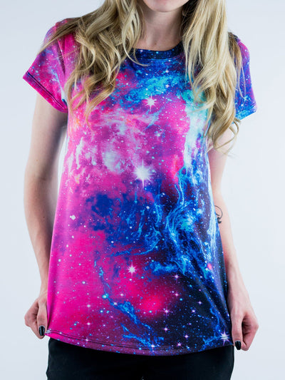 Galaxy 2.0 Women's Crew T-Shirts T6