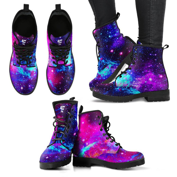 Galaxy 2.0 Women's Leather Boots Women's Leather Boots Electro Threads