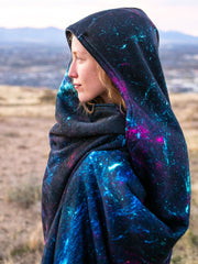 Galaxy 3.0 Hooded Blanket Hooded Blanket Electro Threads