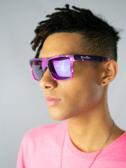 Galaxy Sunglasses Glasses Electro Threads