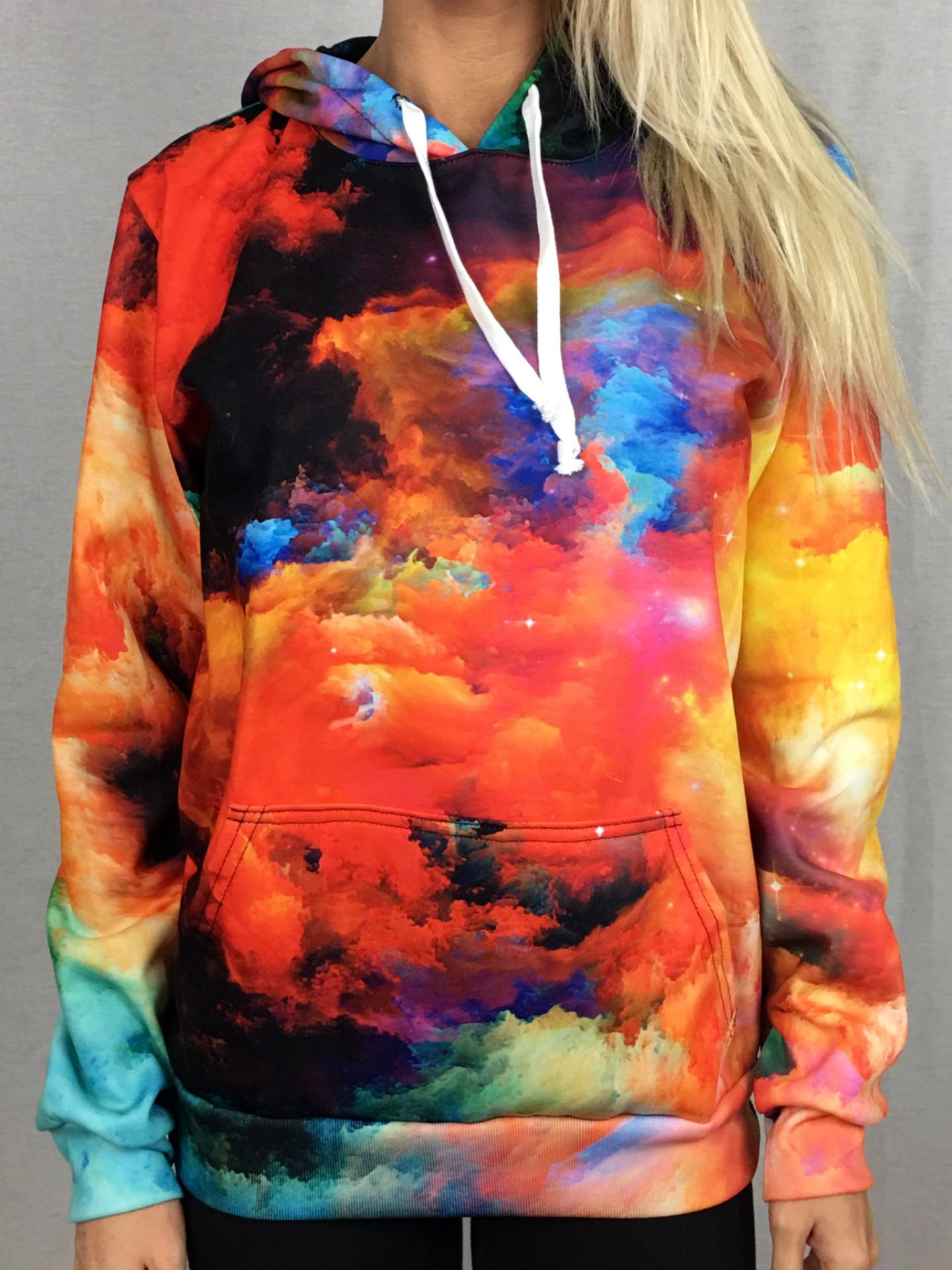 Galaxy Unisex Hoodie Pullover Hoodies T6 X-Small