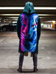 Galaxy Wolf Dream Cloak Dream Cloak Electro Threads