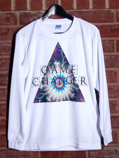 Game Changer Unisex Long Sleeve Shirt Long Sleeve Electro Threads X-Small