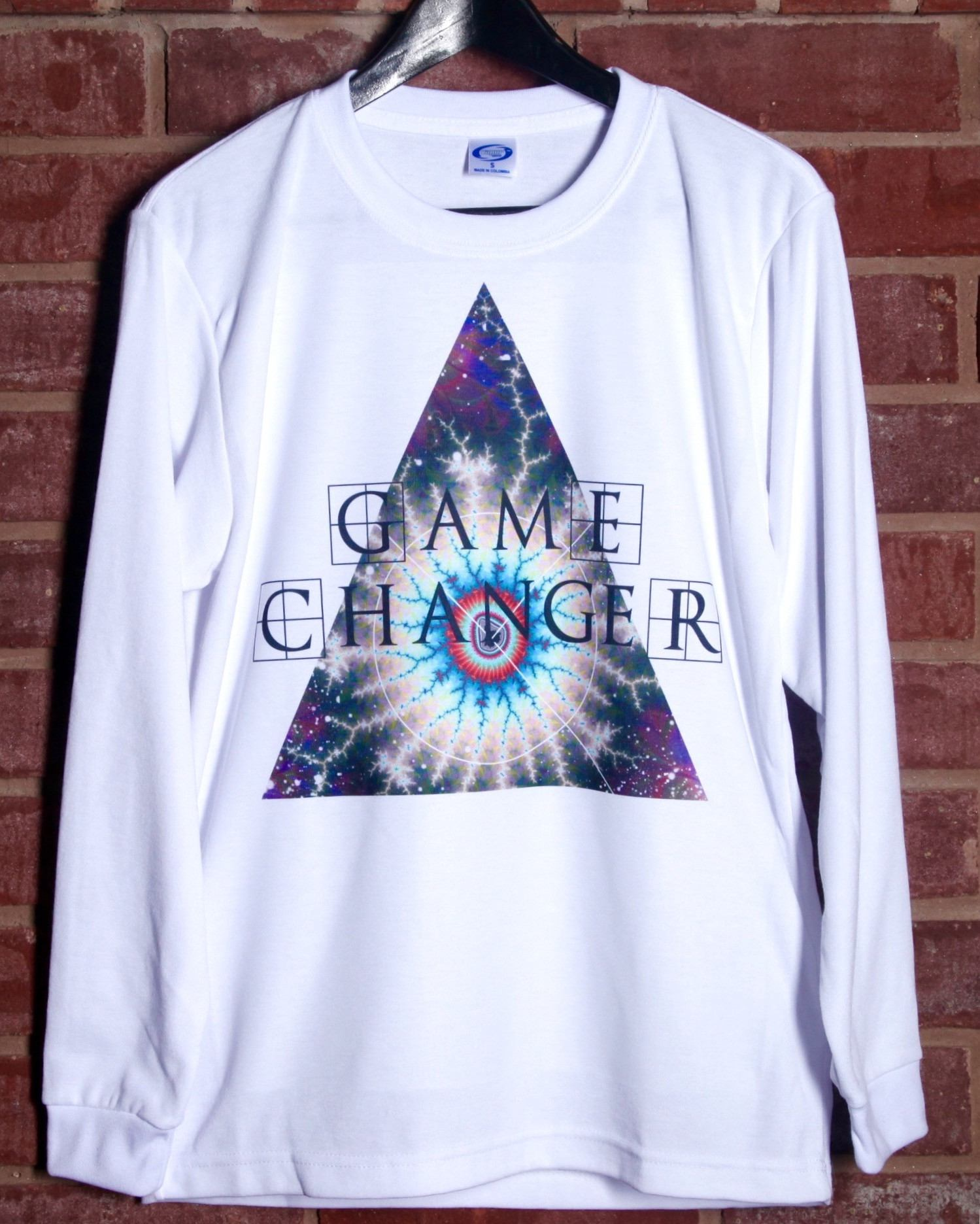 Game Changer Unisex Long Sleeve Shirt Long Sleeve Electro Threads