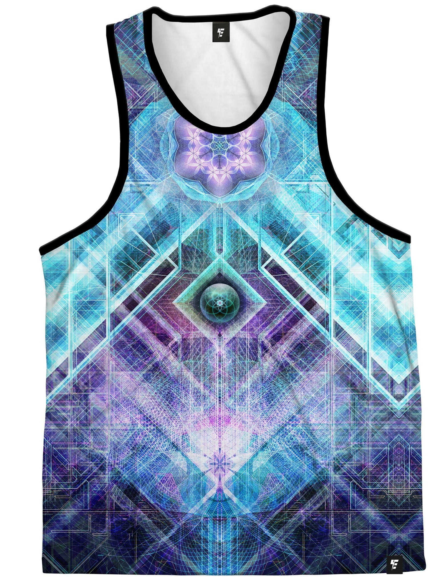 Genesis Revamp Tank Top Tank Tops Electro Threads