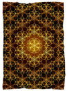 Gift Of Life Mandala Blanket Blanket Electro Threads