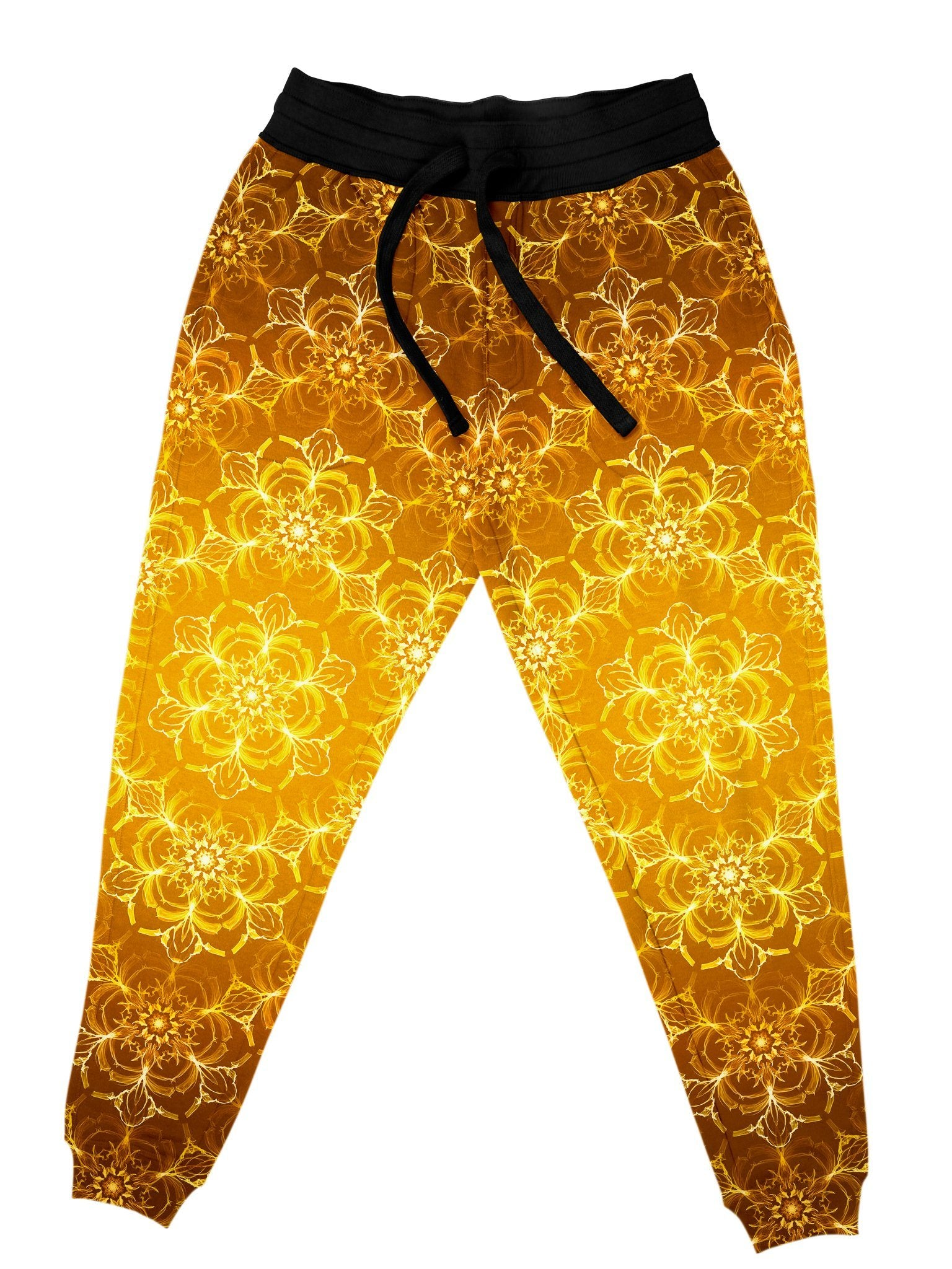 Golden Lotus Unisex Joggers Jogger Pant Electro Threads