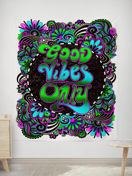 Groovy Vibes Tapestry