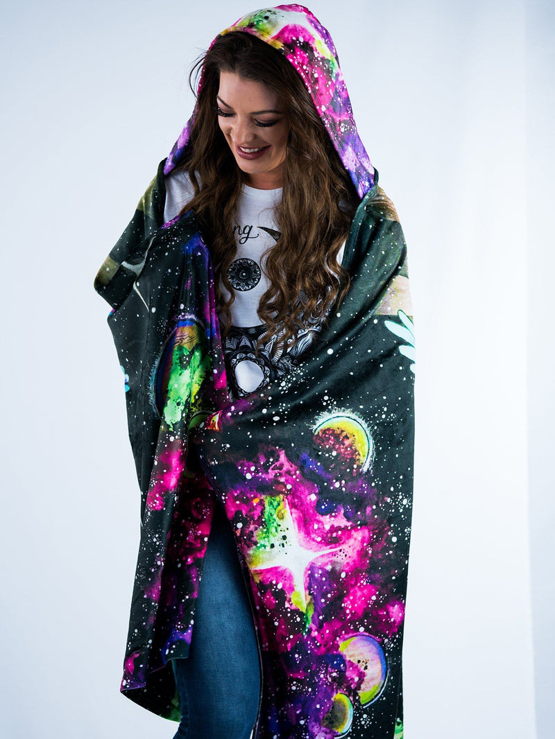 Guardian Hooded Blanket Hooded Blanket Electro Threads