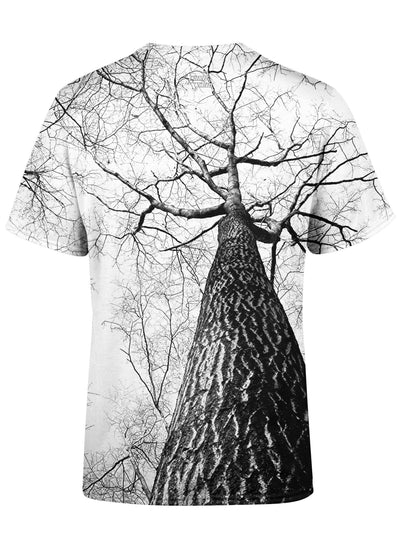 Higher Trees Unisex Crew T-Shirts T6