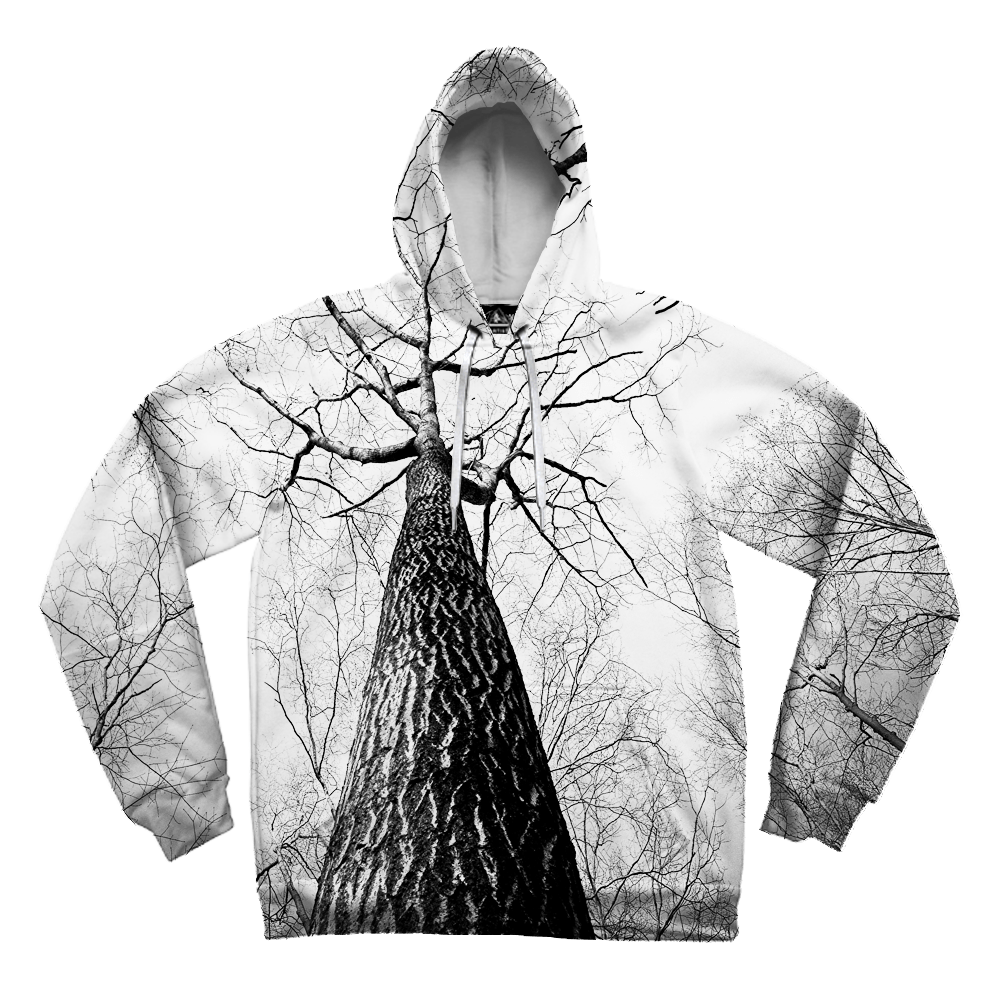 Higher Trees Unisex Hoodie Pullover Hoodies T6