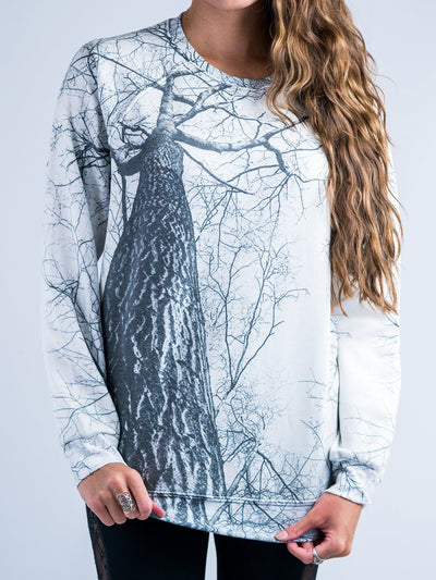 Higher Trees Vintage Sweatshirt Sweatshirt T6