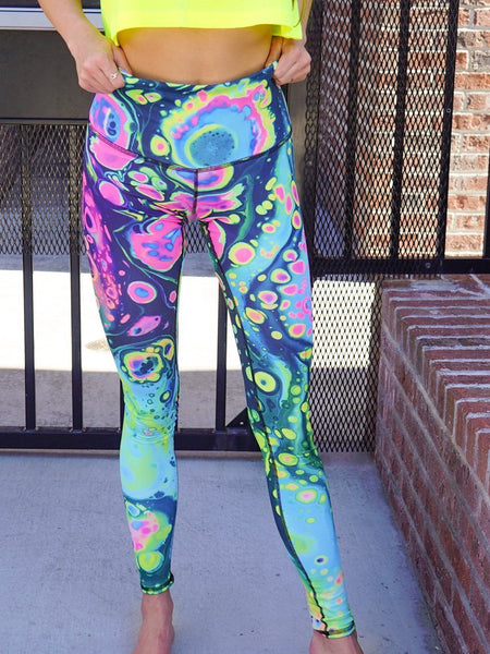 Holo Melt Leggings Leggings T6