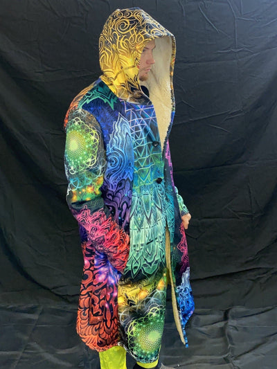 Illuminated Mandala Dream Cloak Dream Cloak Electro Threads