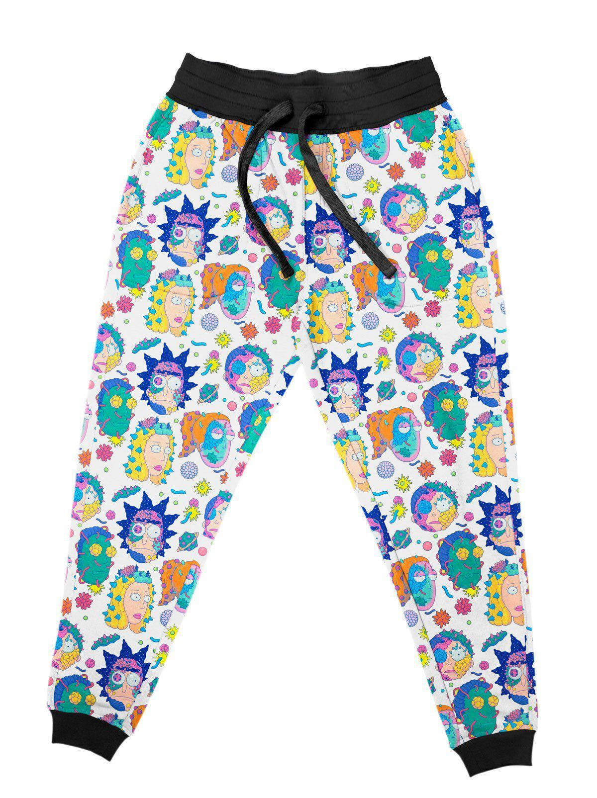 Infected Smith Family Joggers Jogger Pant Electro Threads
