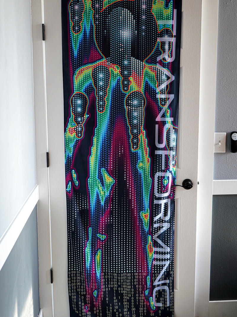 Infinite Transforming Door Wrap Door Cover Electro Threads