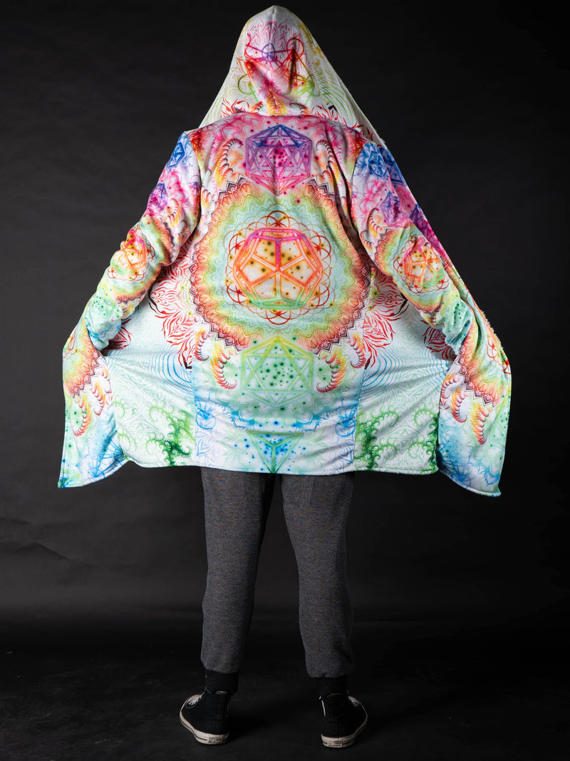 Inverted Platonic Mandala V2 Dream Cloak Dream Cloak Electro Threads