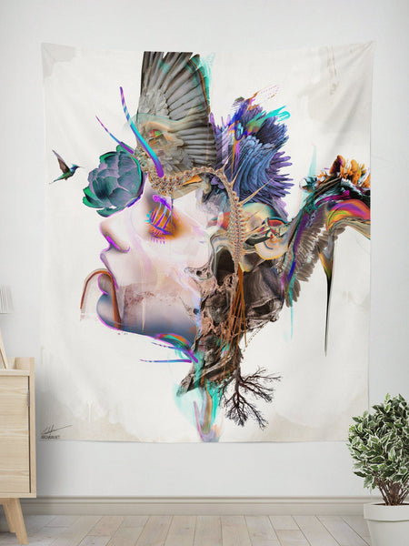 Jnai Tapestry Tapestry Electro Threads