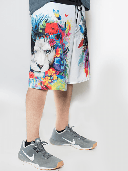 King of Lions Boardshorts Boardshorts T6