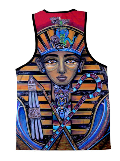King Tut Bright Electro Threads