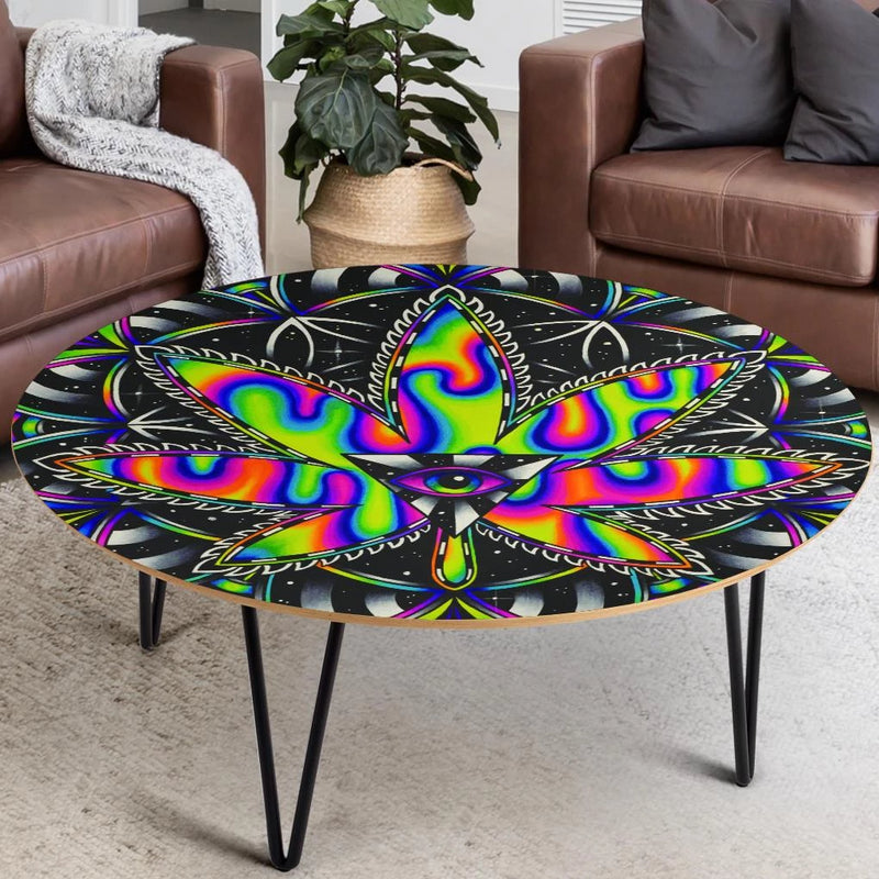 KRONIC HAZE Coffee Table Coffee Table Electro Threads