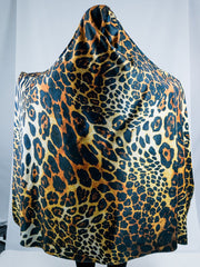Leopard Hooded Blanket Hooded Blanket Electro Threads