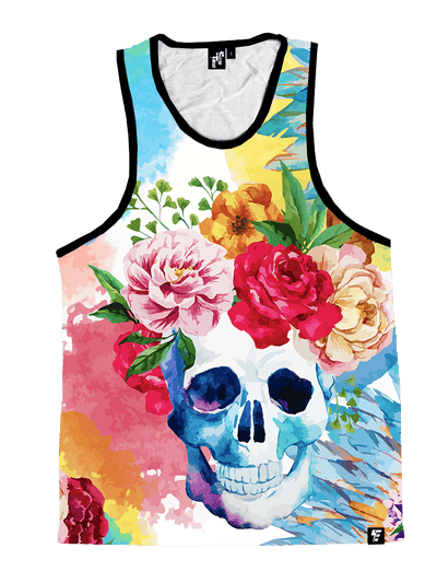 Life and Death Unisex Tank Top Tank Tops T6 X-Small