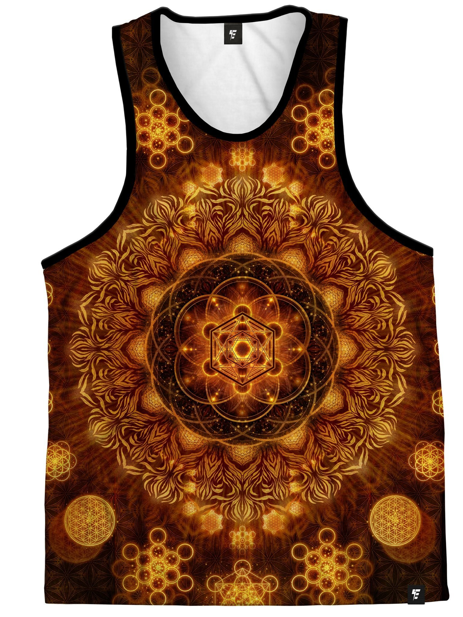 Life Stages Unisex Tank Top Tank Tops Electro Threads