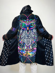 Limited Edition Electro Owl Dream Cloak Dream Cloak Electro Threads