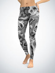Liquid Metal Tights Tights T6