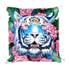 Lotus Effect Pillow Throw Pillow Printful Default Title
