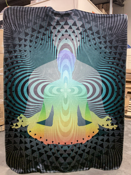 Lucidity Blanket Blanket Electro Threads