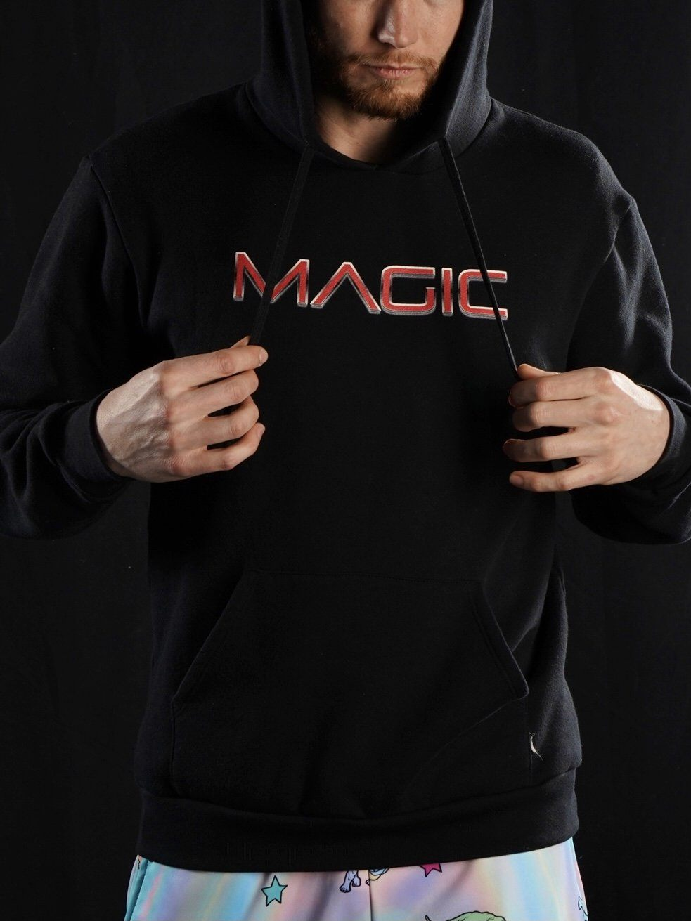 MAGIC 1400 Unisex Pullover Hoodie Electro Threads