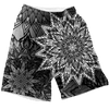 Mandala Bloom Shorts Mens Shorts T6