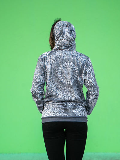 Mandala Bloom V2 Magic-Soft Unisex Hoodie Pullover Hoodies T6