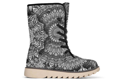 Mandala Bloom V2 Moon Boots YWF