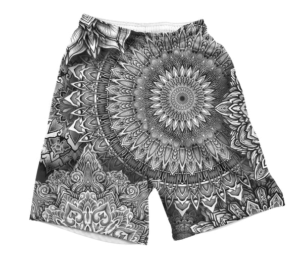 Mandala Bloom V2 Shorts Mens Shorts T6