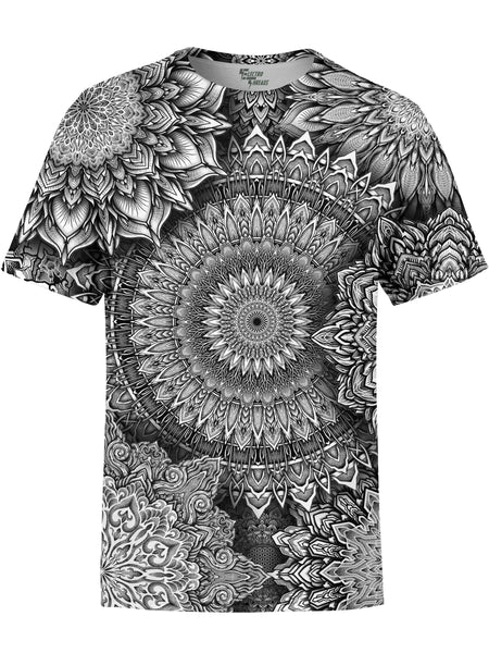 Mandala Bloom V2 Unisex Crew T-Shirts T6
